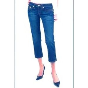 True Religion Kate ankle jeans